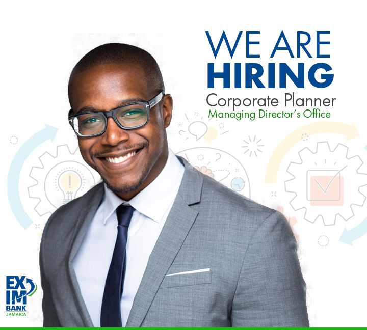 Corporate Planner – Managing Director's Office