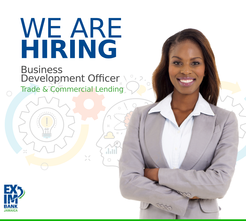 Business Development Officer – Trade and Commercial Lending